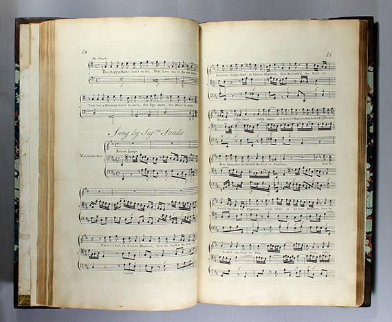 An image of&nbsp;<em>Alexander's Feast; or, the Power of Musick&nbsp;</em>by John Dryden