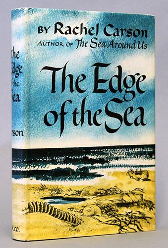 "<span id=""docs-internal-guid-f989058c-2858-7927-a0fe-0546a697a156""><span>An image of </span><em>The Edge of the Sea</em><span> by Rachel Carson</span></span>"