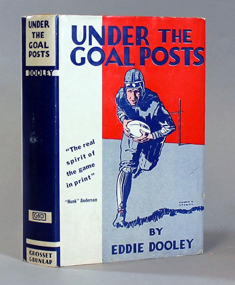 An image of&nbsp;<em>Under the Goal Posts</em> by Eddie Dooley