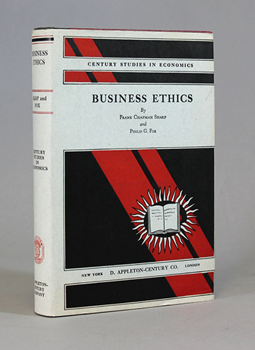 "<span id=""docs-internal-guid-f989058c-1ddf-9ff5-e40f-5c6d3166388c""><span>An image of </span><em>Business Ethics</em><span> by Frank Chapman Sharp</span></span>"
