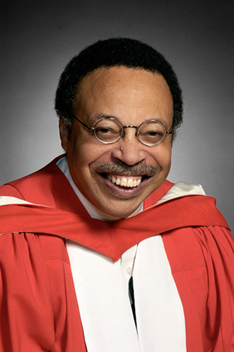 An image of George Elliott Clarke
