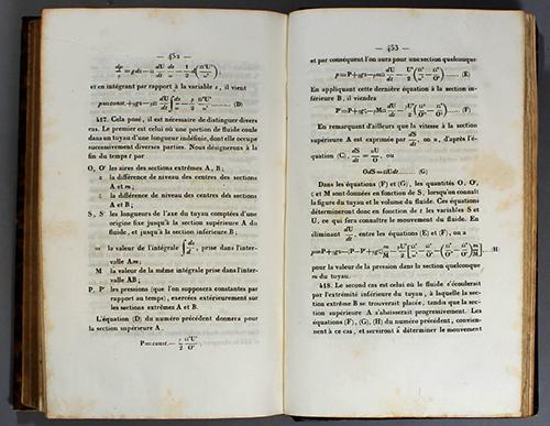 """<span id=""""docs-internal-guid-f989058c-2399-2ebf-0417-ad0d2e0a2e61""""><span>An image of </span><em>R&eacute;sum&eacute; des le&ccedil;ons de m&eacute;canique donn&eacute;es &aacute; L'ecole Polytechnique</em><span> by Claude Louis Marie Henri Navier</span></span>"""