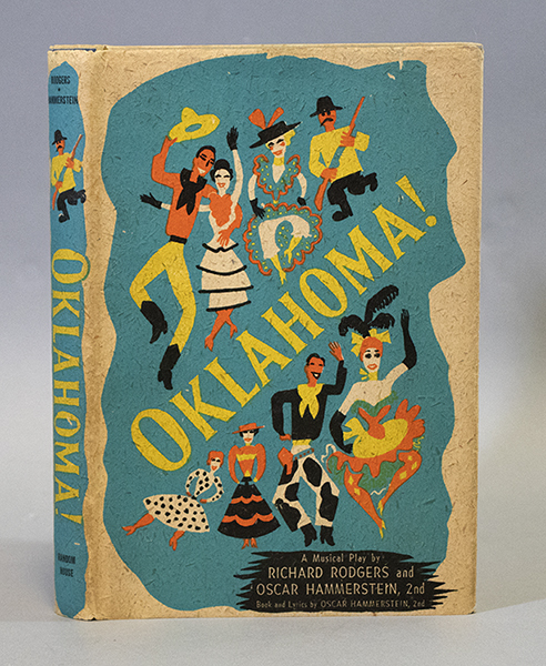 An image of&nbsp;<em>Oklahoma!</em> by Richard Rodgers and Oscar Hammerstein