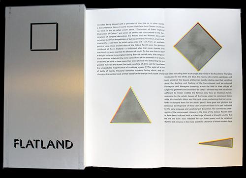 "<span id=""docs-internal-guid-f989058c-237d-dae3-e325-fe0b695812ca""><span>An image of </span><em>Flatland: A Romance of Many Dimensions</em><span> by Edwin Abbott</span></span>"