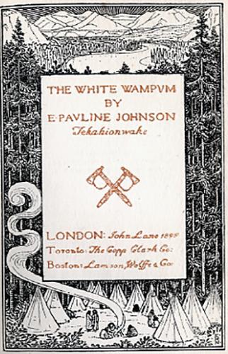 "<span id=""docs-internal-guid-f989058c-2843-8f02-0ab4-5fe5157da86a""><span>An image of </span><em>The White Wampum</em><span> by Pauline E. Johnson</span></span>"