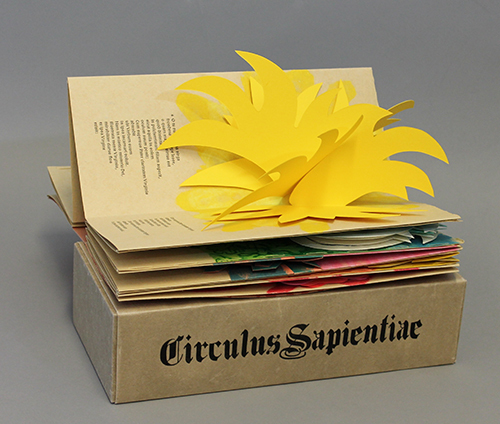 "<span id=""docs-internal-guid-f989058c-2367-8444-991a-d5493c4e7a56""><span>An image of </span><em>Sanctae Hildegardis Circulus Sapientiae (Circle of Wisdom)</em><span> by Saint Hildegard</span></span>"