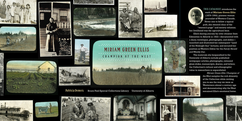 Miriam Green Ellis: Champion of the West (front cover)