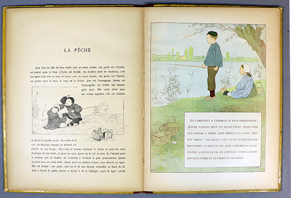 An image of <em>Filles et garçons: Scènes de la ville et des champs</em> by Anatole France [Jacques Anatole Thibault]