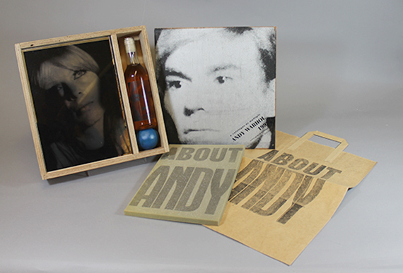 An image of&nbsp;<em>A Catalogue as Multiple: Andy Warhol</em> by Andy Warhol and Nat Finkelstein