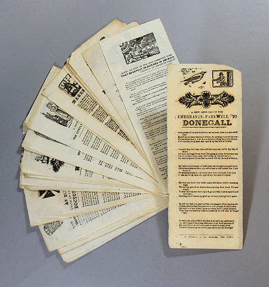 An image of&nbsp;<span>A Collection of Broadside Ballads</span>