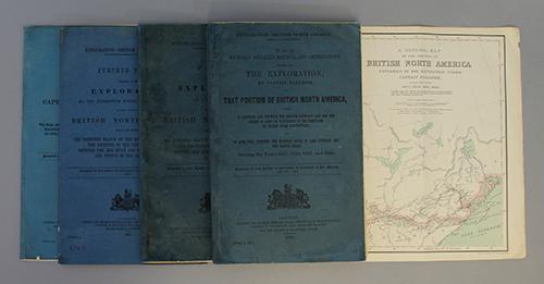 "<span id=""docs-internal-guid-f989058c-236b-cb65-94d2-6631c57b9ecb""><span>An image of </span><em>Palliser&rsquo;s Papers, 1859-1865</em><span> by John Palliser</span></span>"