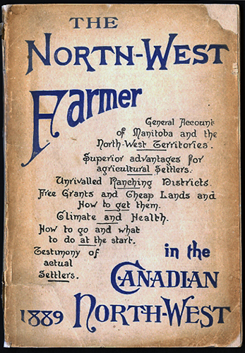 """<span id=""""docs-internal-guid-f989058c-285a-54b5-e793-10d0360b1c58""""><span>An image of </span><em>Farming and Ranching in the Canadian North-West</em><span> by Canadian Pacific Railway</span></span>"""