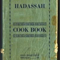 Hadassah Cook Book