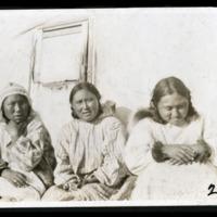 Inuit Women at Aklavik