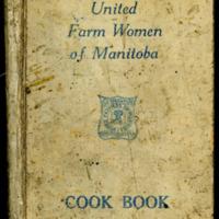 United Farm Women of Manitoba Cook Book
