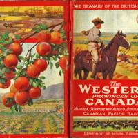 The Granary of the British Empire: The Western Provinces of Canada: Manitoba, Saskatchewan, Alberta, British Columbia