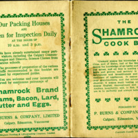 The Shamrock Cook Book