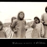 Inuit Women and Children