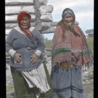 Loucheux Women at Forth McPherson