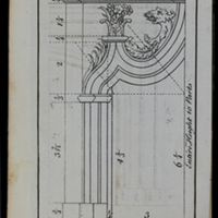 An image of The Builder's Director, or Bench-Mate: Being a Pocket-Treasury of the Grecian, Roman, and Gothic Orders of Architecture by Batty Langley