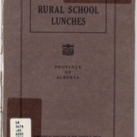 Rural School Lunches