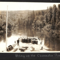 Up the Clearwater River