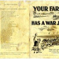 Your Farm Has a War Job