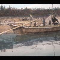 Skin Boats at Fort Norman
