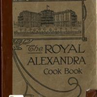 The Royal Alexandra Cook Book