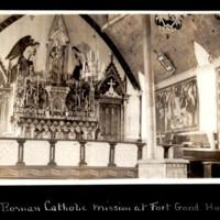 Roman Catholic Mission at Fort Good Hope