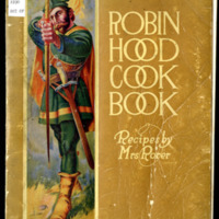 Robin Hood Flour Cook Book: Recipes by Mrs. Rorer