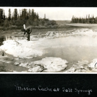 Mission Cache at Salt Springs