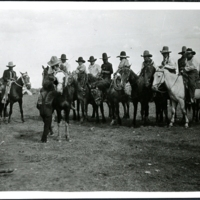 Horsemanship at the Hobbema Sun Dance