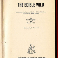 The Edible Wild