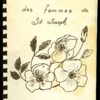 Recettes des femmes de St. Joseph