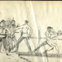 Steele Collection, Harwood Steele sketch