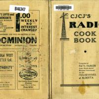 CJCJ's Radio Cook Book