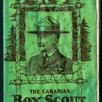 Canadian Boy Scout Diary