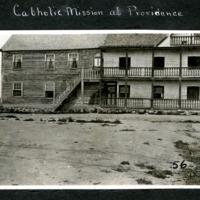 The Catholic Mission at Providence