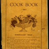 The Quill Lake Homemakers' Club Cook Book