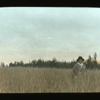 Miriam Green Ellis in Field of Rye